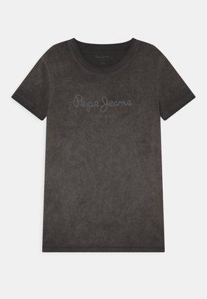 WEST  - Print T-shirt - modern grey