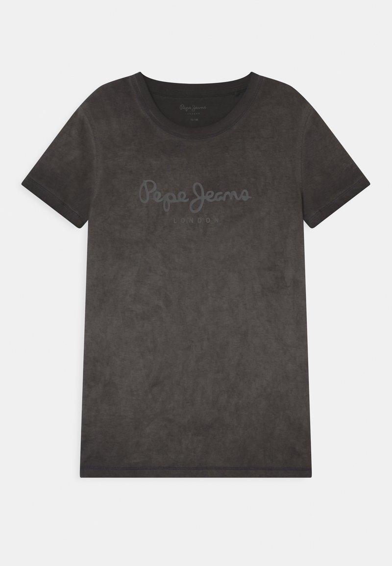 Pepe Jeans - WEST  - Print T-shirt - modern grey