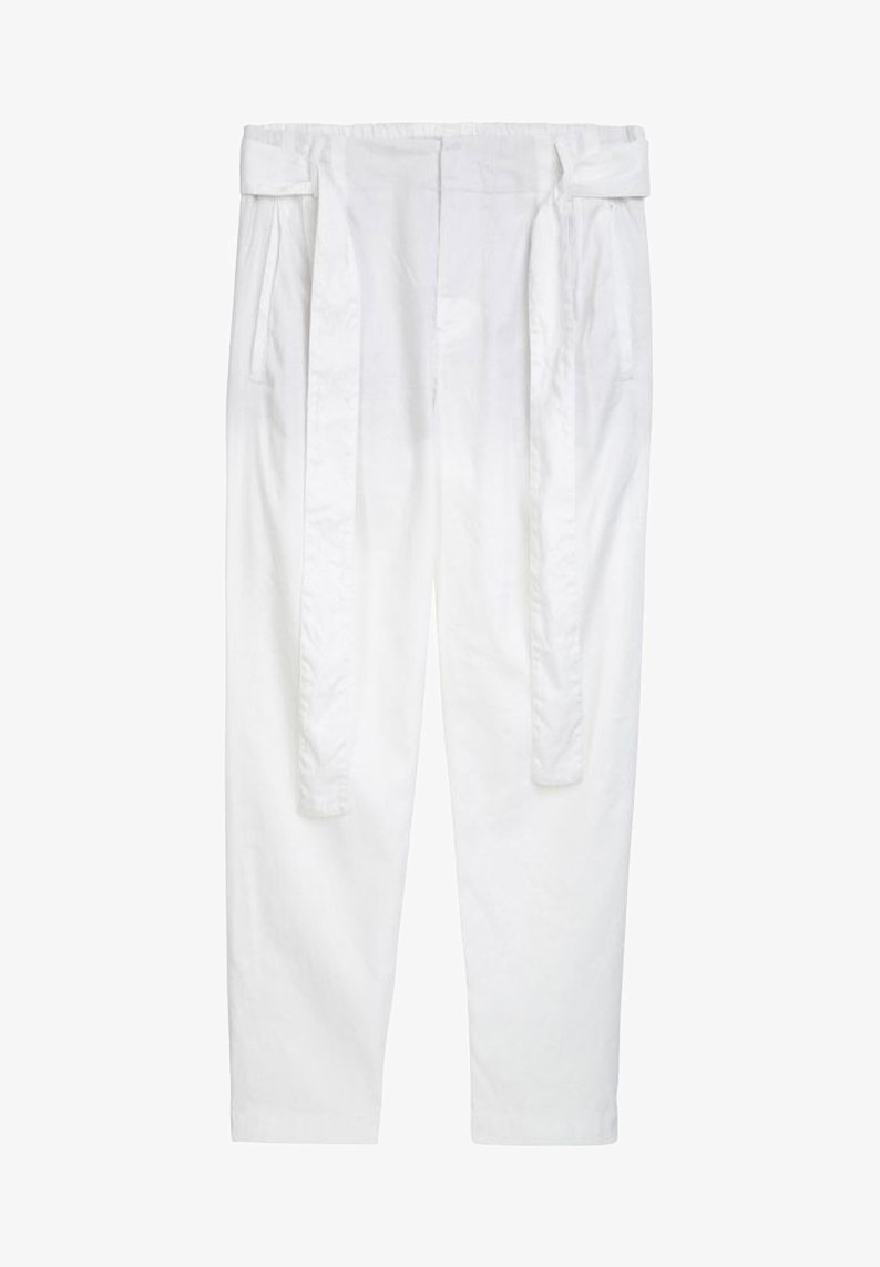 DRYKORN - Trousers - white