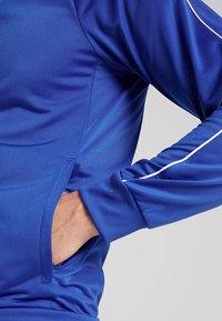 adidas Performance - CORE ELEVEN FOOTBALL TRACKSUIT JACKET - Chaqueta de entrenamiento - blue/white - 5