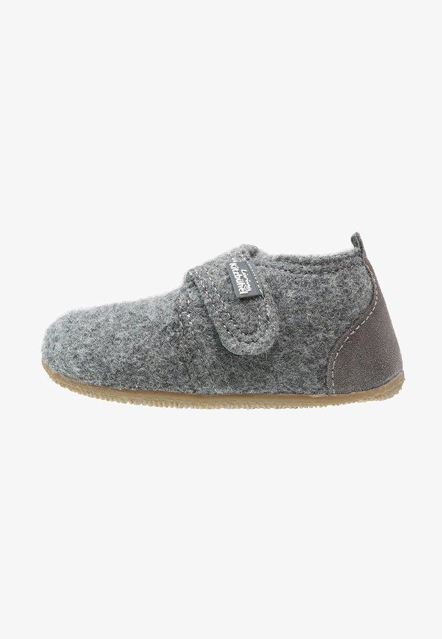 BABYKLETT - Pantoffels - grau