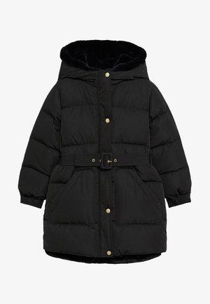 NACHO - Winter coat - schwarz