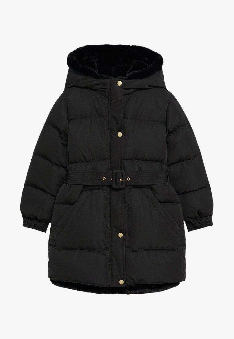 Mango - NACHO - Winter coat - schwarz