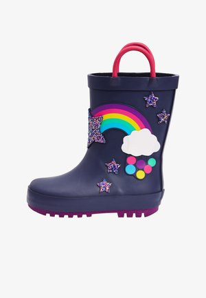 HANDLE - Wellies - blue