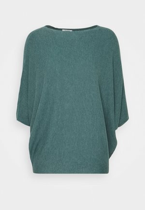 JDYNEW BEHAVE BATSLEEVE - Jumper - north atlantic melange