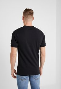 DRYKORN - ANTON - T-shirt - bas - black - 2