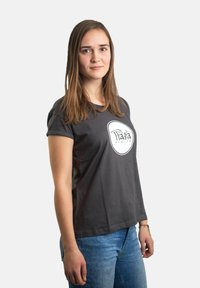 Platea - Print T-shirt - grau - 2