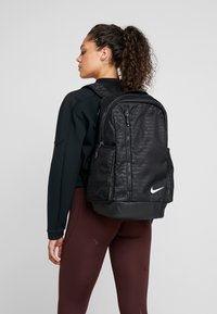Nike Performance - VAPOR POWER 2.0 - Rucksack - black/white - 5
