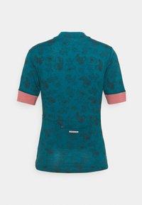Mons Royale - CADENCE HALF ZIP - T-Shirt print - forest alchemy - 1