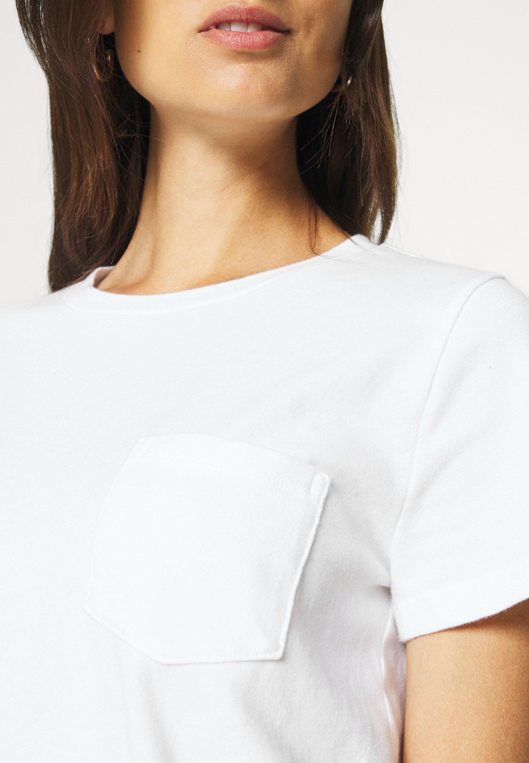 Gap Tee - T-shirts Fresh White/hvit