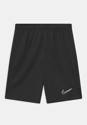 ACADEMY UNISEX - Sports shorts - black