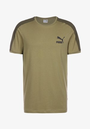 ICONIC T7 - Funktionsshirt - covert green