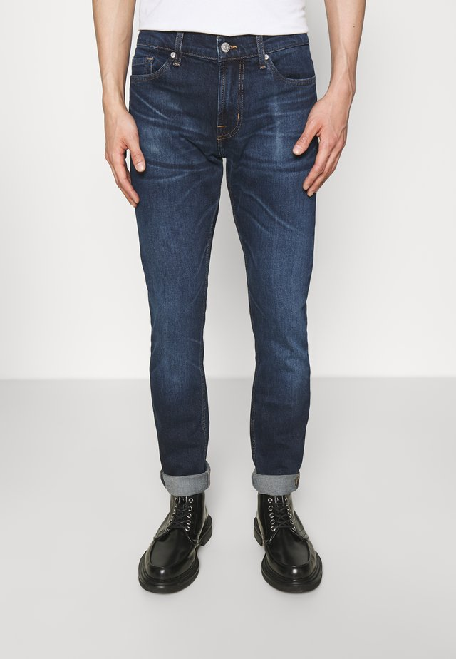 RONNIE - Jeans slim fit - deepest blue