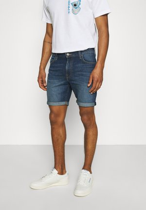 RIDER - Denim shorts - maui dark