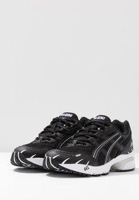 ASICS SportStyle - GEL-1090 - Sneakersy niskie - black - 4