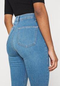 Topshop - CAST JONI - Skinny džíny - blue - 4