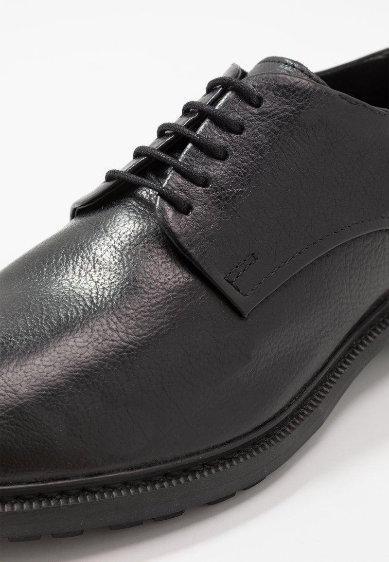 apodo Melodramático tinta  Geox BRENSON - Zapatos de vestir - black/negro - Zalando.es