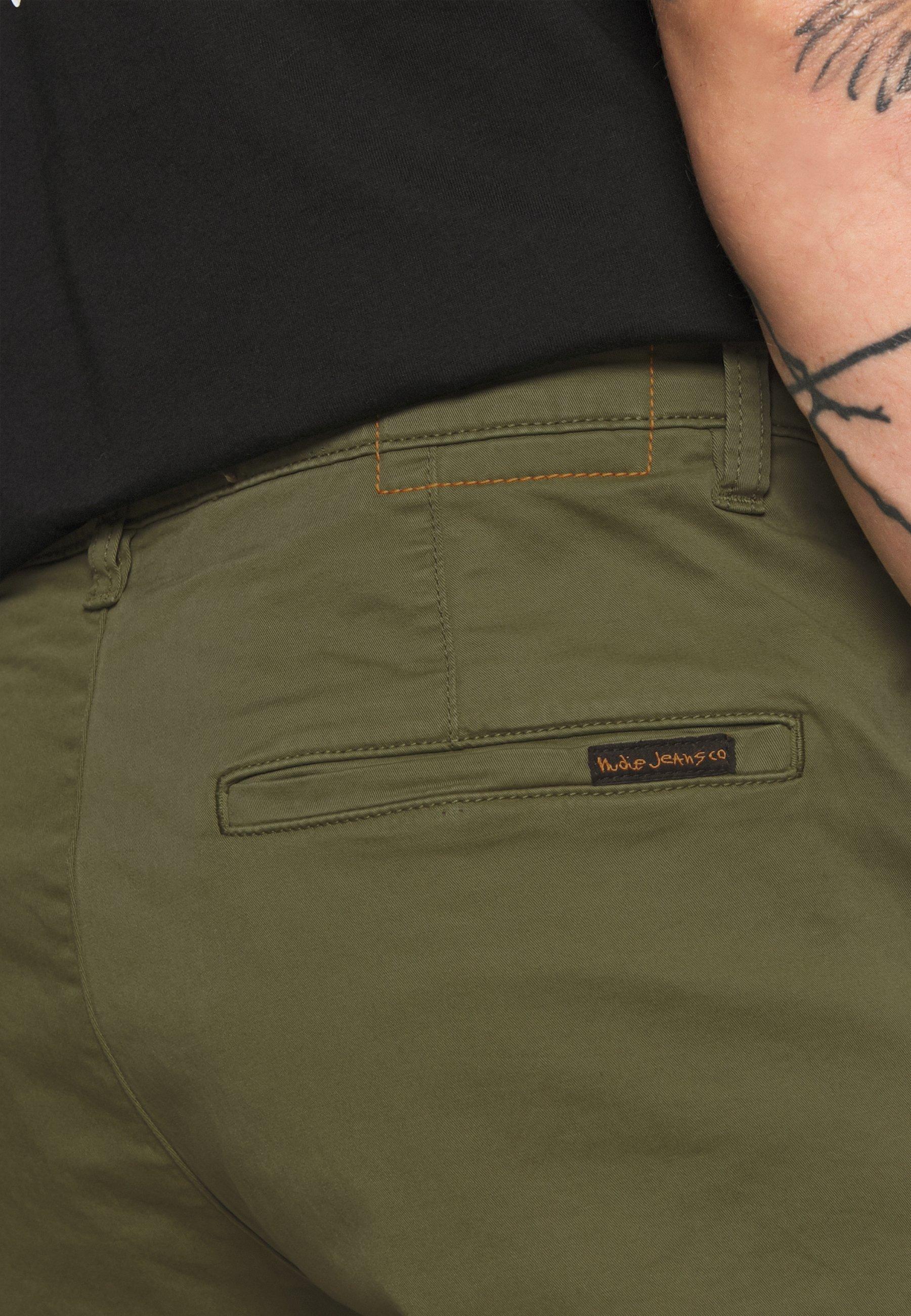 Nudie Jeans COLIN Tunn jacka green Zalando.se