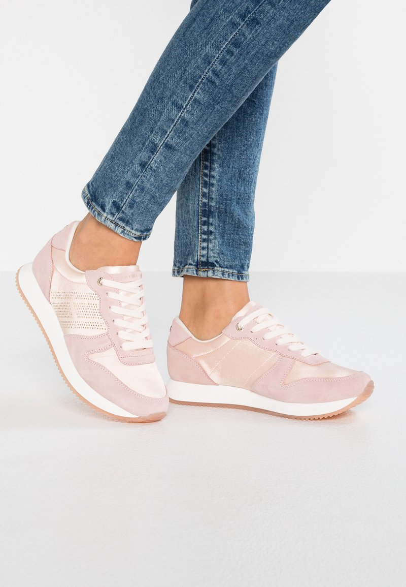 Tommy Hilfiger - SPARKLE CITY  - Trainers - pink