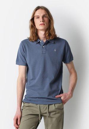 SKULL - Polo shirt - blue
