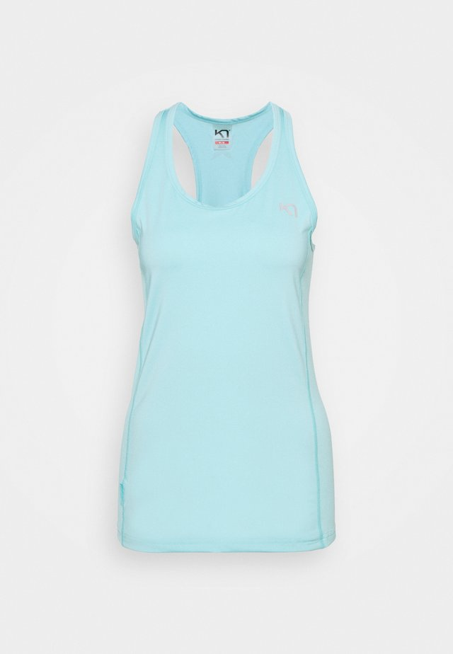 NORA SINGLET - Toppe - frost