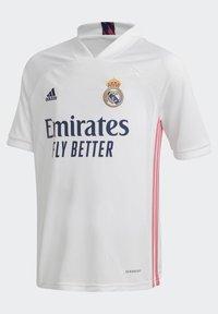 adidas Performance - REAL MADRID AEROREADY MINIKIT - Club wear - white - 1