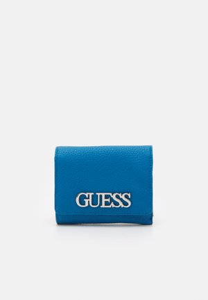 UPTOWN CHIC SMALL TRIFOLD - Wallet - blue