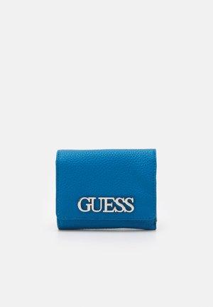 UPTOWN CHIC SMALL TRIFOLD - Peněženka - blue