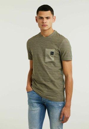 TODAY - Print T-shirt - green