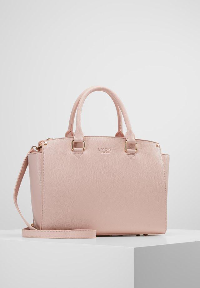 Handväska - rose