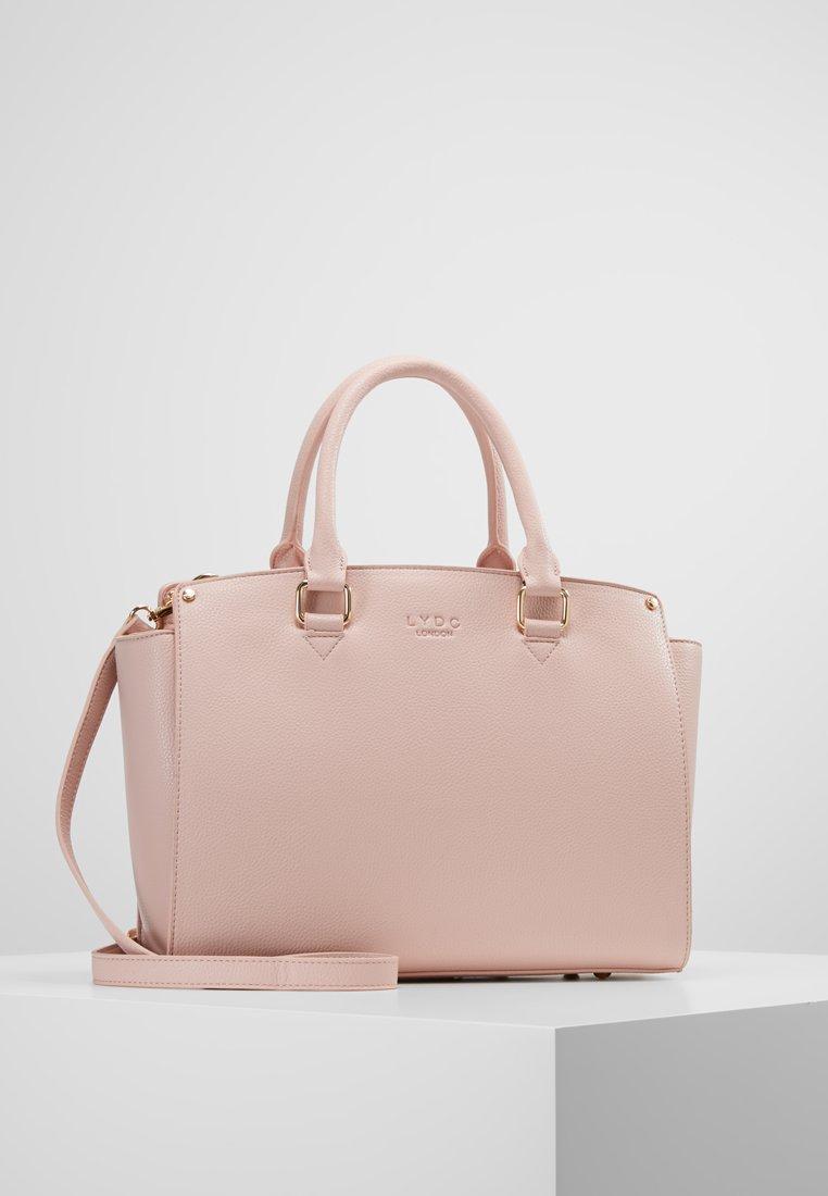 LYDC London - Handbag - rose