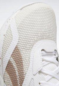 Reebok - REEBOK NANO X SHOES - Sneaker low - white - 9