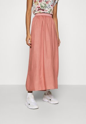 Pleated skirt - ash rose