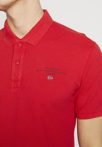 Napapijri - ELBAS - Polo - bright red - 5