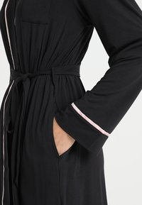 kate spade new york - ROBE - Župan - black - 5