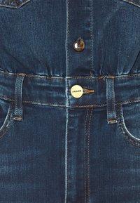 Frame Denim - LE JANE  - Overal - frame blue - 6