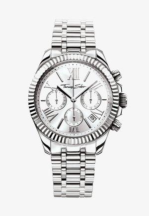 DIVINE - Chronograph watch - silberfarben