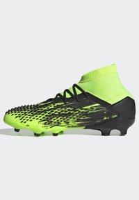 adidas Performance - PREDATOR MUTATOR 20.1 FOOTBALL BOOTS FIRM GROUND UNISEX - Moulded stud football boots - siggnr/ftwwht/cblack - 5