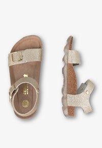 Genuins - Sandals - gold - 1