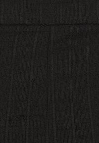 Anna Field - mini skirt with belt loop - Pencil skirt - black - 2