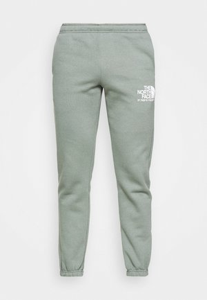 COORDINATES PANT - Tracksuit bottoms - agave green