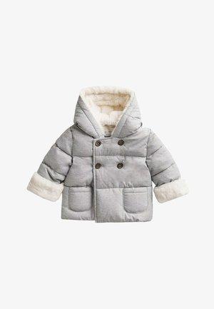 COPO - Zimní kabát - gris chiné moyen