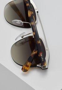 Prada - Sunglasses - grey/silver-coloured - 4