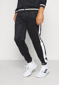 Everlast - TRACK SUIT - Tracksuit - black - 5