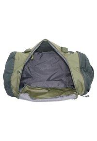 Deuter - AVIANT DUFFEL 50 - Sports bag - khaki/ivy - 5