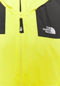 The North Face - SHERU JACKET - Lett jakke - sulphur spring green - 5