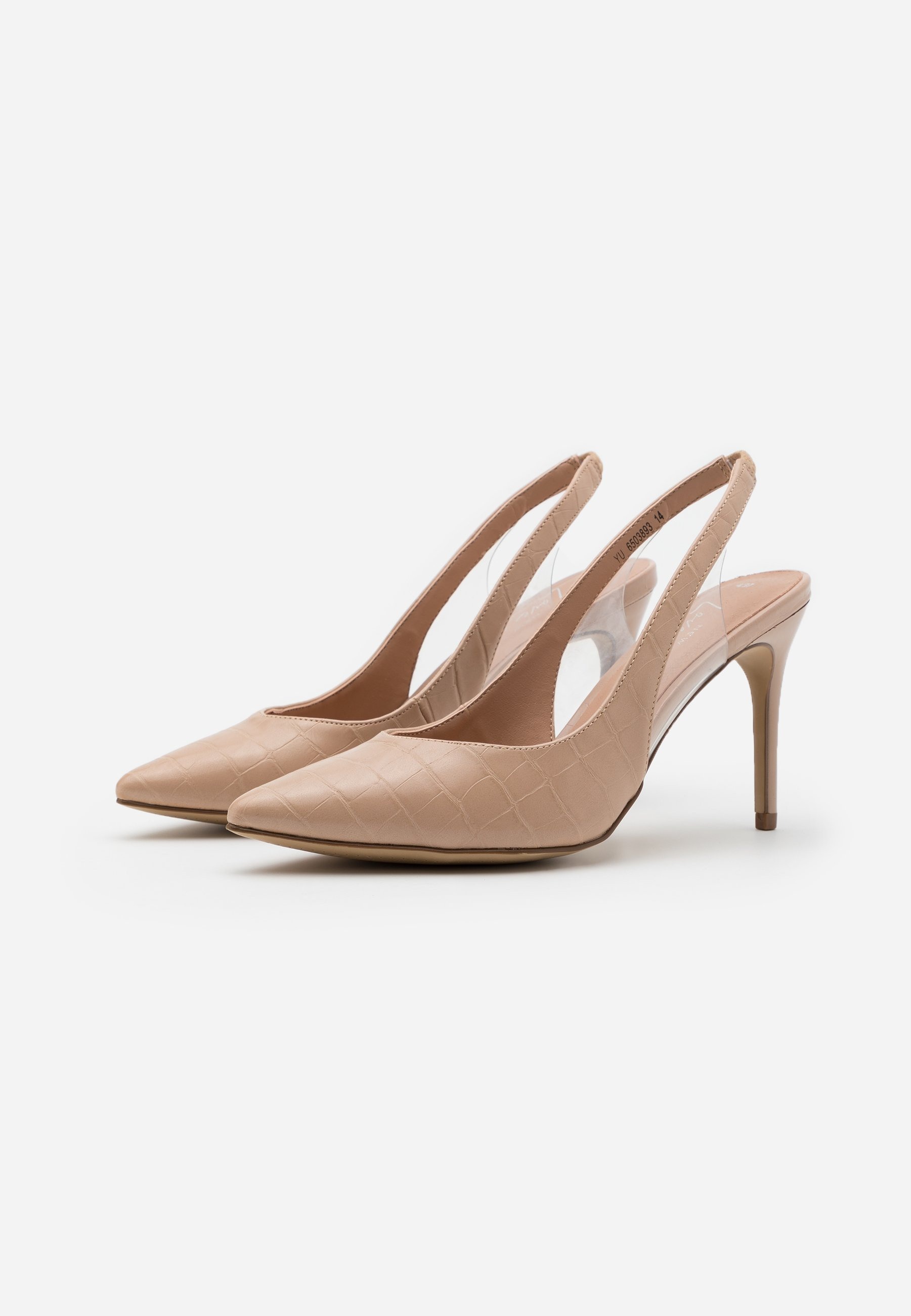 New Look - SIMPLY - High heels - oatmeal