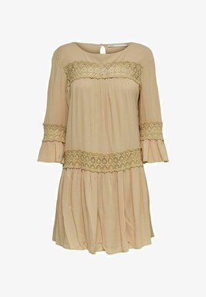 Day dress - ginger root