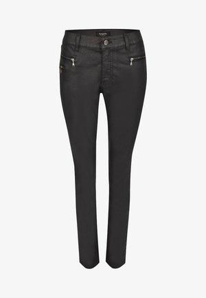 MALU - Trousers - black
