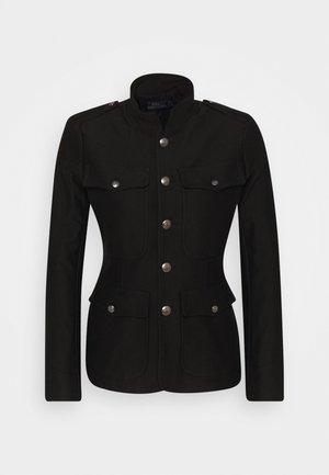 Summer jacket - black
